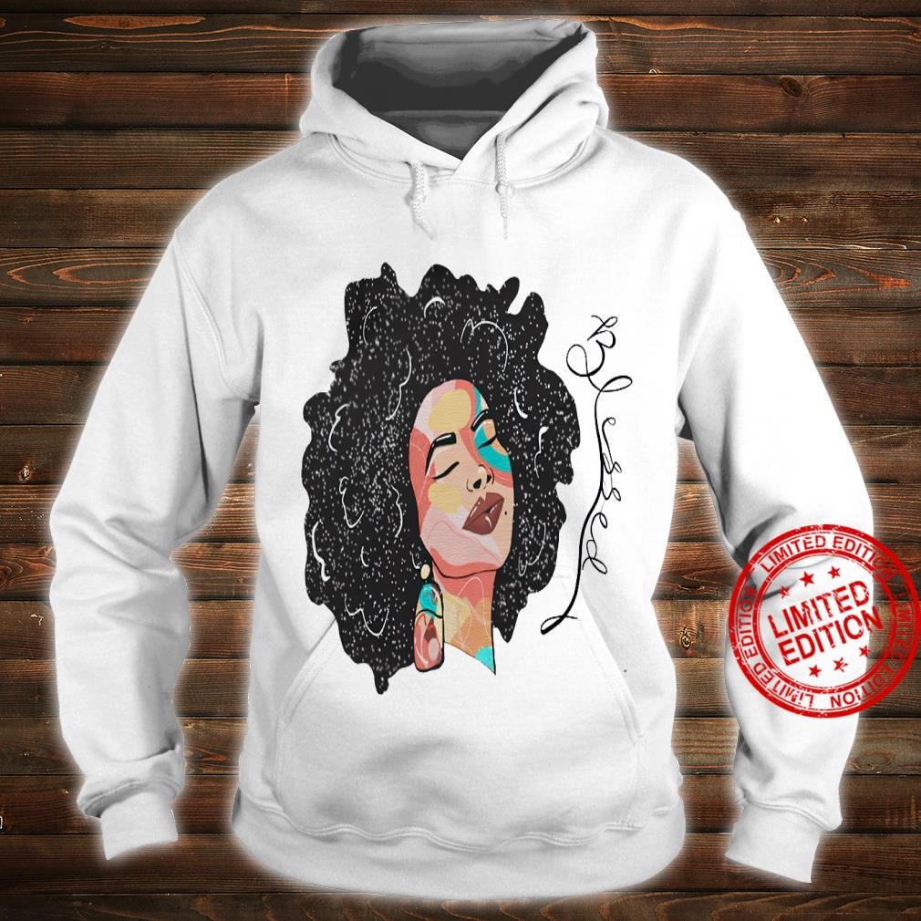 Blessed Queen Shirt hoodie