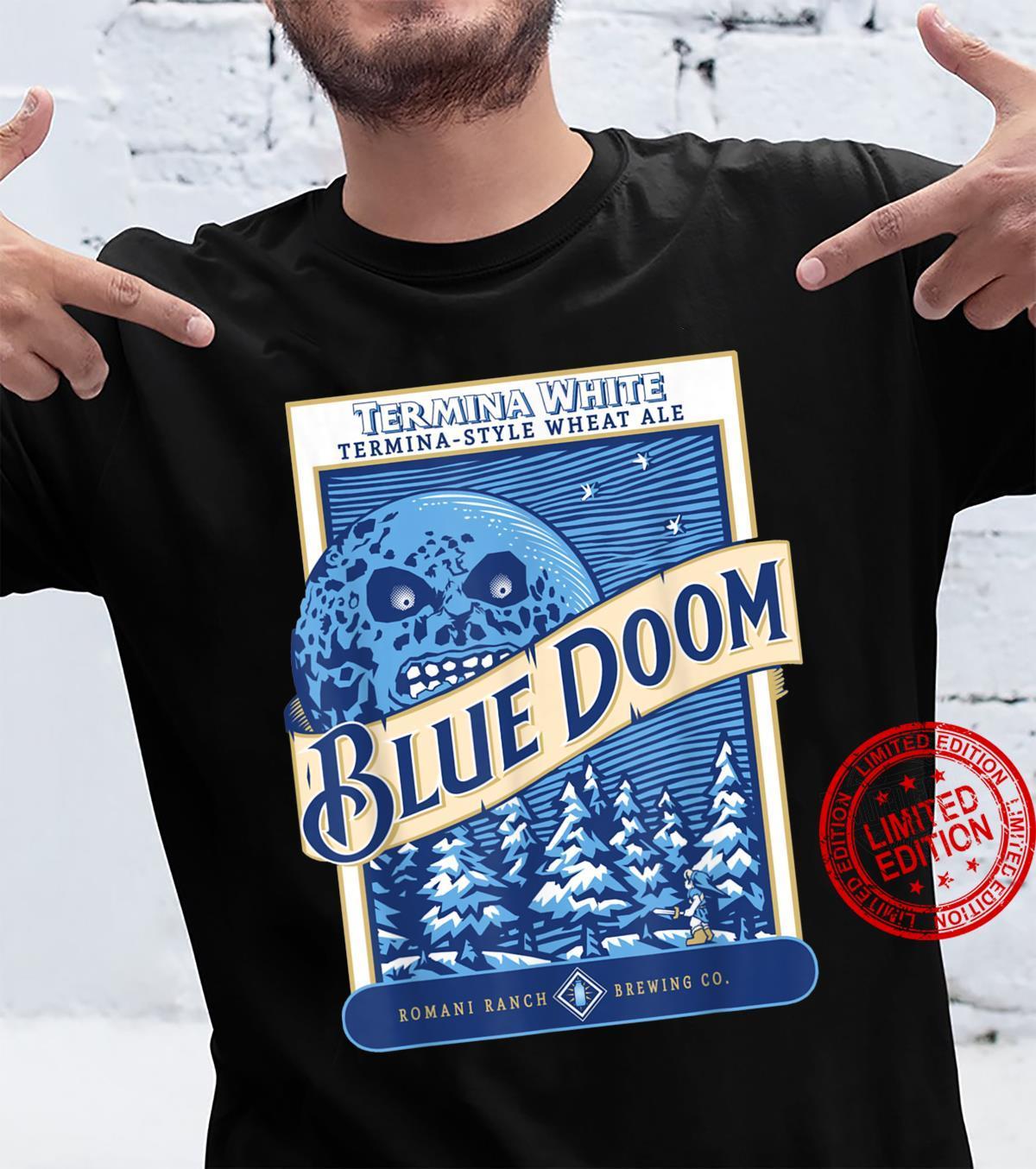 Blues Dooms Shirt