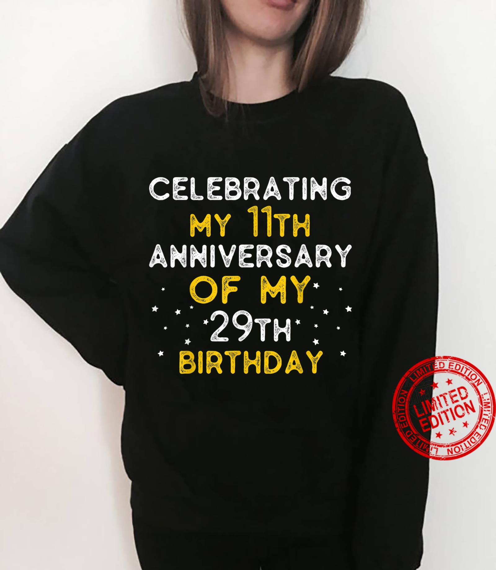 Funny 40th Birthday 1981 Vintage 40 Years old Shirt sweater