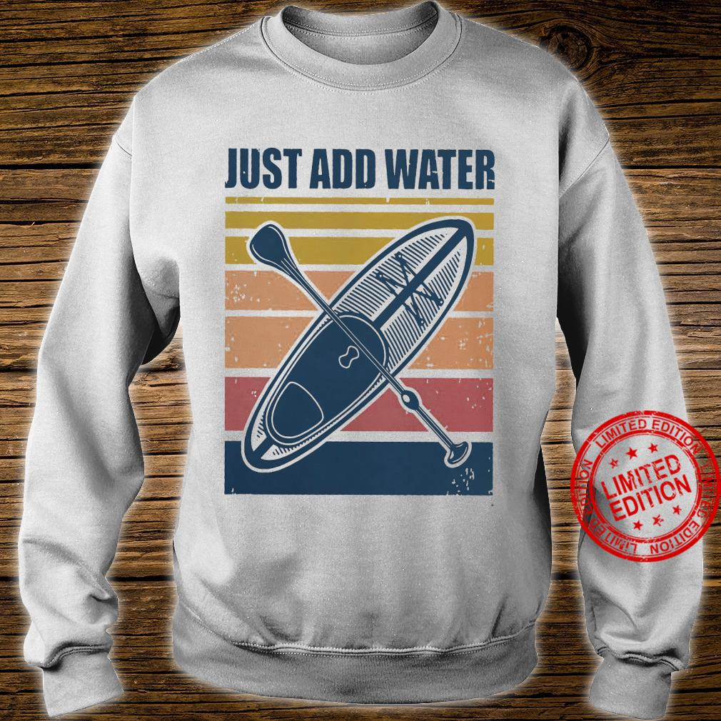 Just Dad Water Shirt sweater
