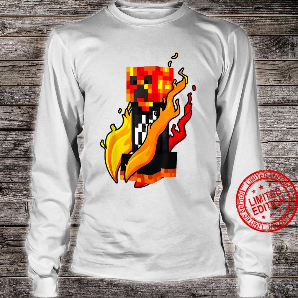 Prest.on Vintage Gaming for Gamer with Game Plays Style Shirt long sleeved
