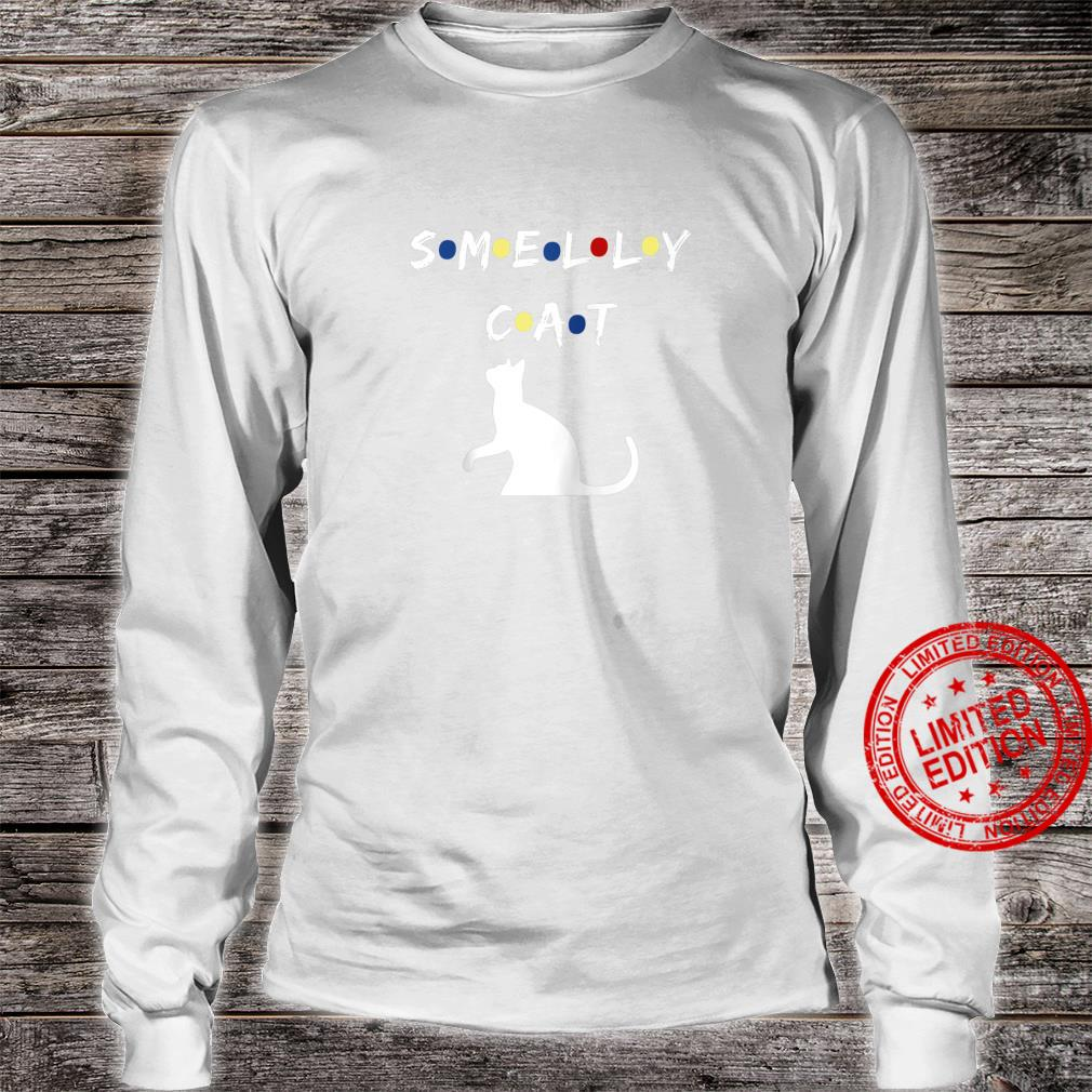 Smelly Cat Smelly Cat TV Tee Cool Shirt long sleeved