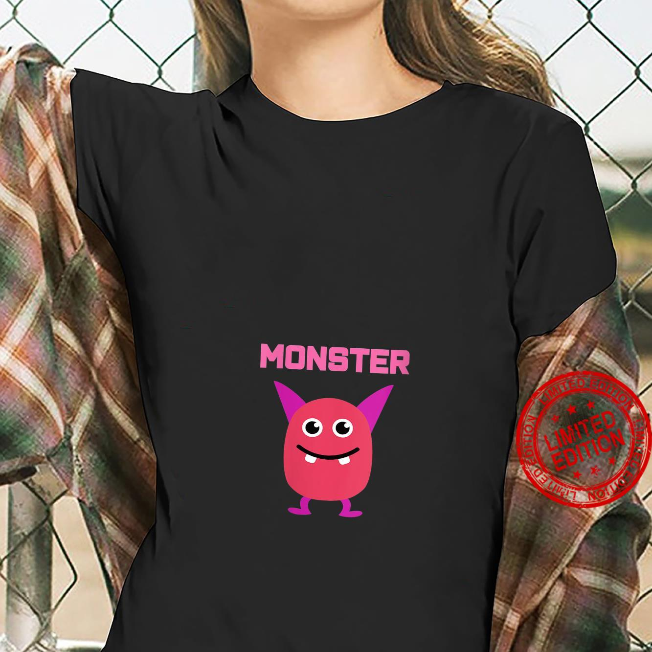 Womens i've created a monster Shirt ladies tee