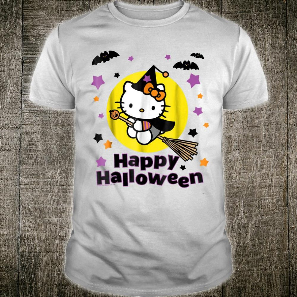Hello Kitty Happy Halloween Shirt