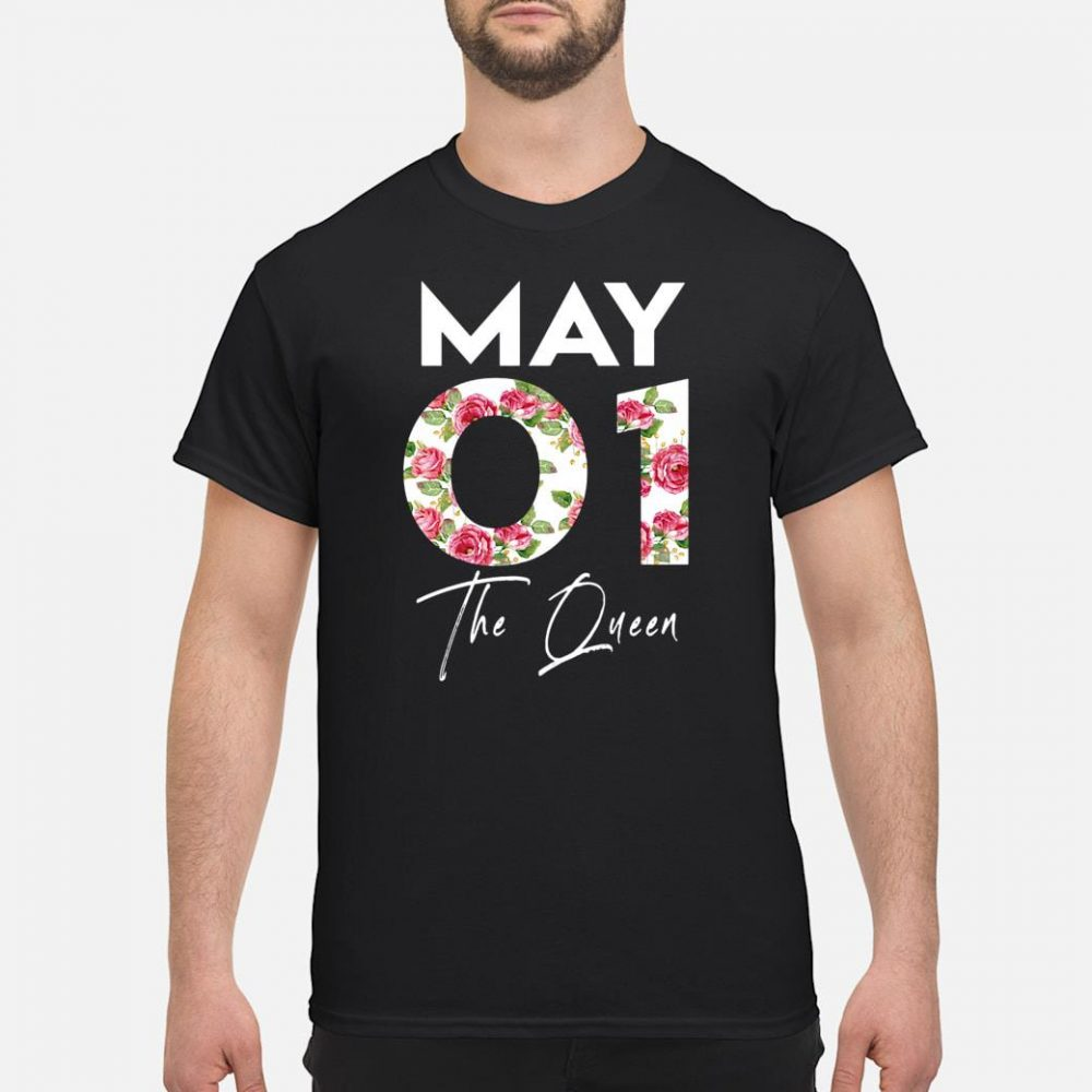 May 01 the Queen shirt