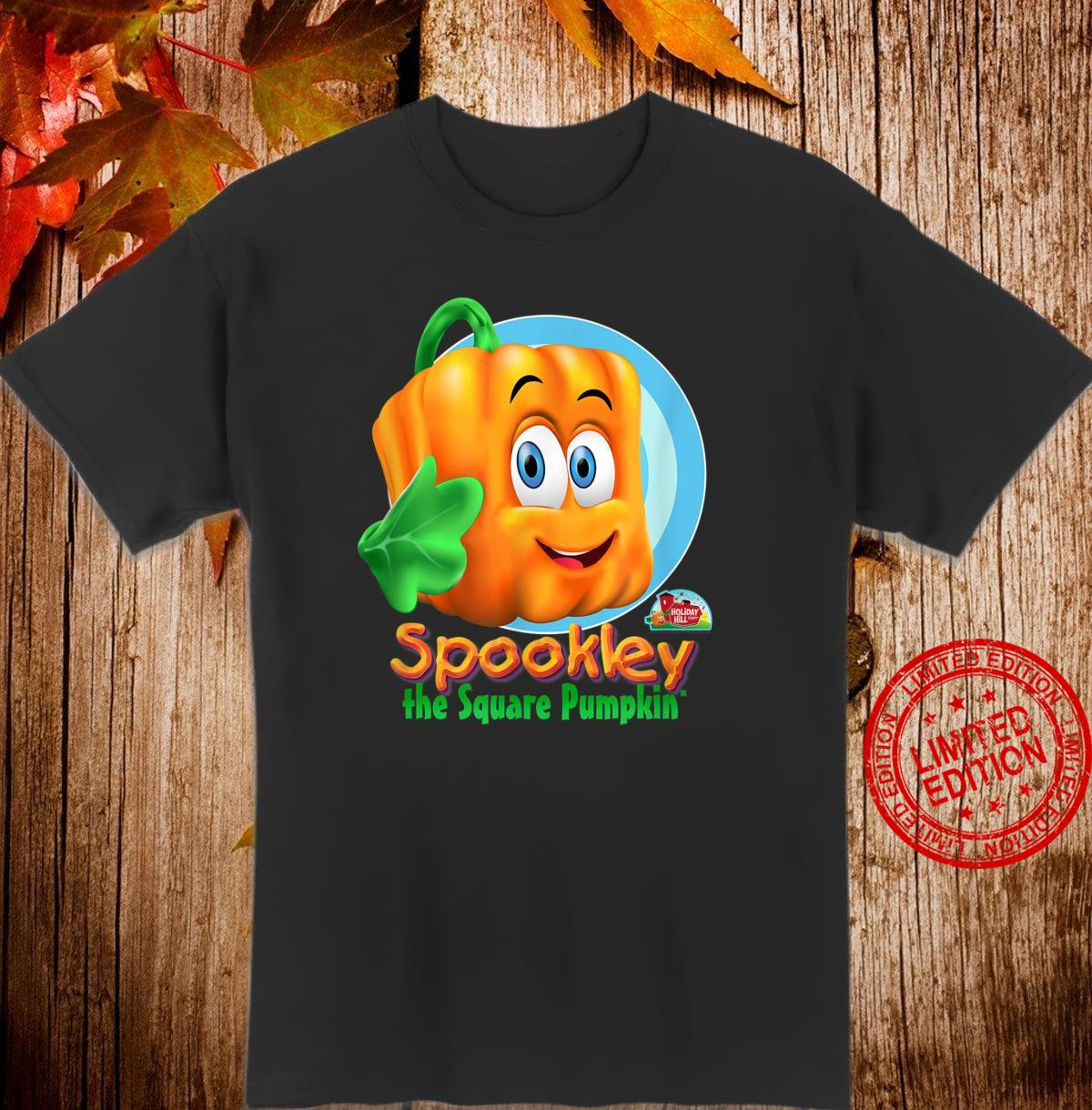 Spookley the Square Pumpkin Character Shirt