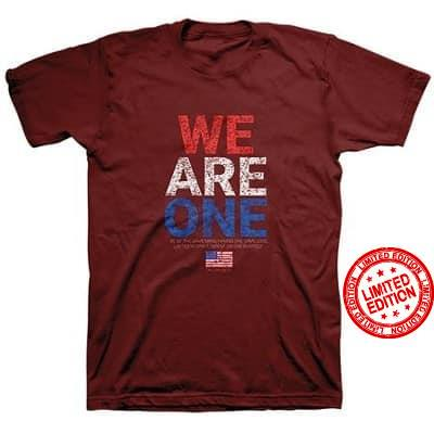 We Are One Shirt